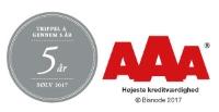 AAA Højeste Kreditvurdering - Trio Stål Odense A/S